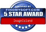 Website Photo Gallery Software Award