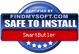 'SAFE TO INSTALL' certificate