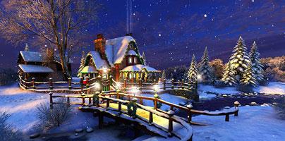 3 christmas screensavers to help you get into the holiday spirit