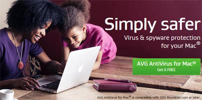free avg antivirus for mac os x lion