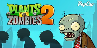 » Android Users Finally Get Plants vs. Zombies 2