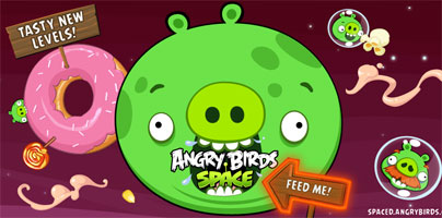 Angry Birds Space Birds Names to Angry Birds Space