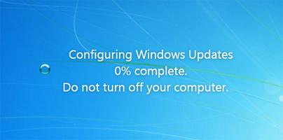Windows Update Fake