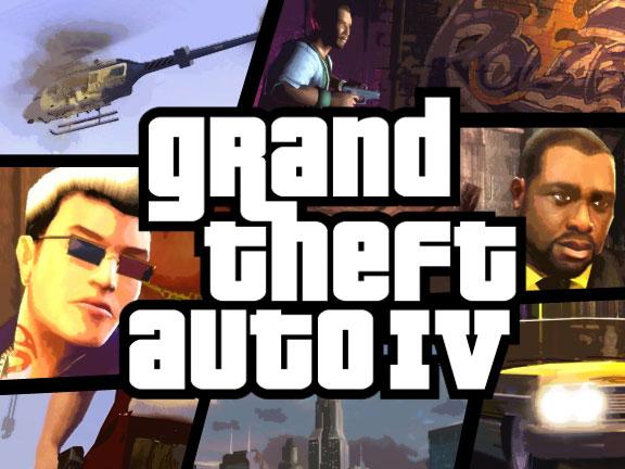 Вышла одна из наиболее ожидаемых игр года - GTA IV 30.04.2008 13:22.
