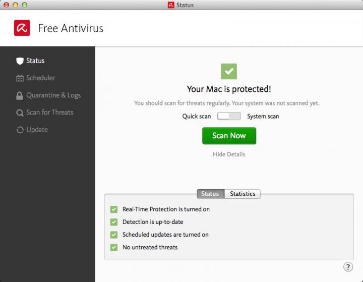 Download Avira Free Antivirus For Mac