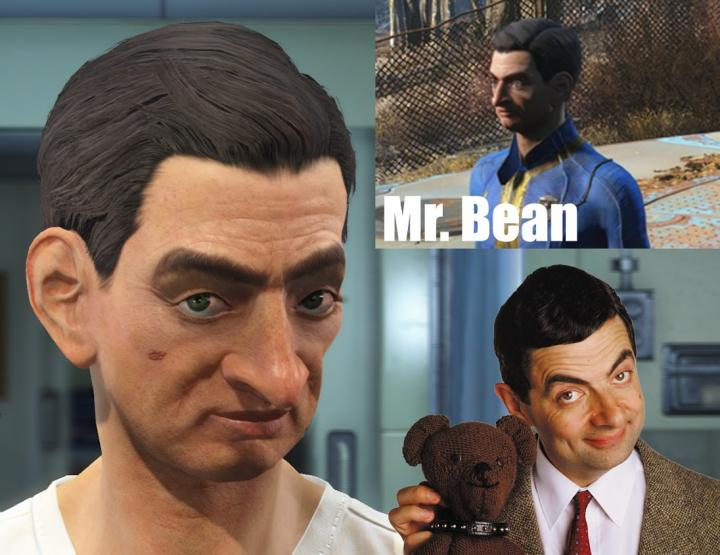 22 famous faces recreated in fallout 4