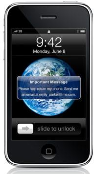 how to find my iphone works