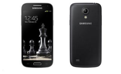 Check Out The New Black Edition Galaxy S4 And S4 Mini
