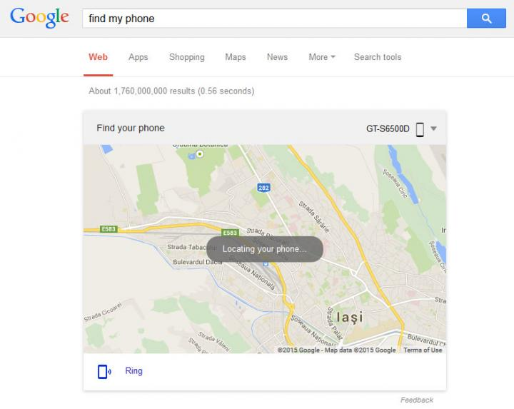 Use Google Search to Find Your Lost Android Phone or Tablet