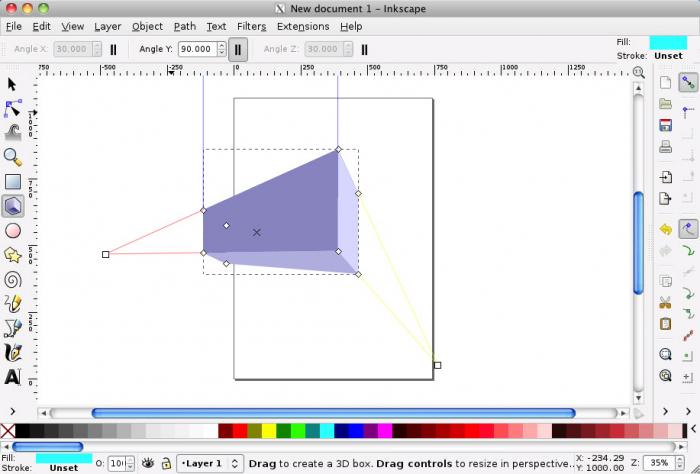View Inkscape(Mac) screenshot