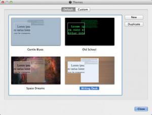 Enlarge FocusWriter Screenshot