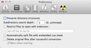Enlarge X Lossless Decoder Screenshot