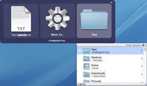 Enlarge Quicksilver Screenshot