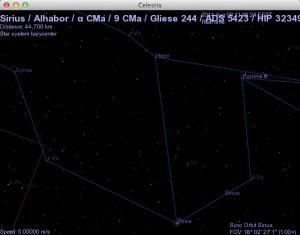 Enlarge Celestia Screenshot