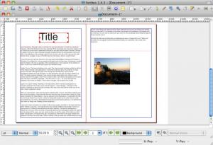 Scribus For Mac Free ((BETTER)) Download 15