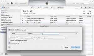 Enlarge iTunes Screenshot