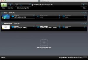 Enlarge DivX Screenshot