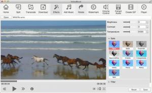Enlarge VideoBlend Screenshot