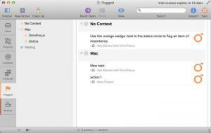 Enlarge OmniFocus Screenshot