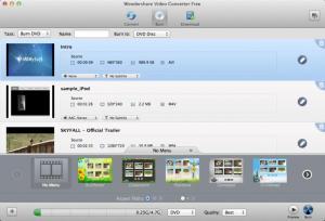 Enlarge Wondershare Video Converter Free Screenshot