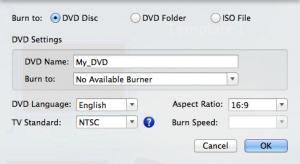 Enlarge Voilabits DVDCreator Screenshot