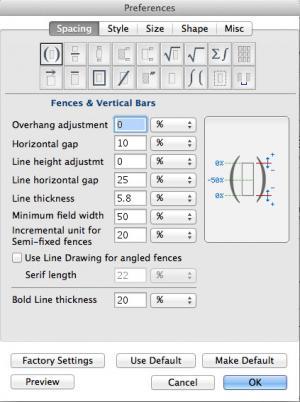 Enlarge MathMagic Lite Screenshot