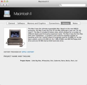 Enlarge Mactracker Screenshot