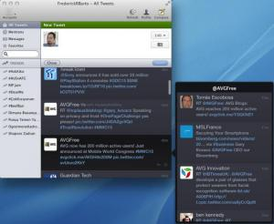 Enlarge Twitterrific Screenshot