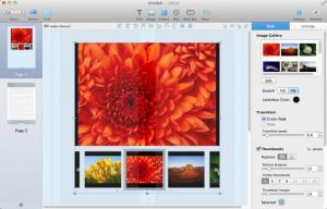 Enlarge Sparkle Screenshot