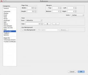 Enlarge PDF Studio Screenshot