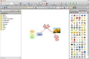 Enlarge SimpleMind Screenshot