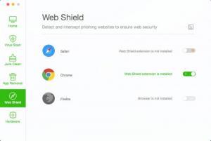 Enlarge 360 Total Security Screenshot