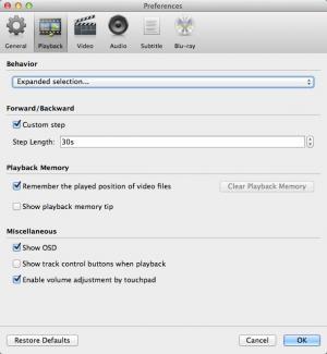 Enlarge Macgo Mac Blu-ray Player Screenshot