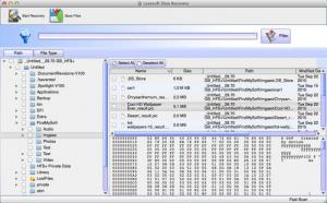 Enlarge Lazesoft Mac Data Recovery Screenshot