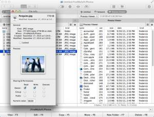 Enlarge Commander One Screenshot