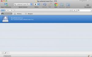 Enlarge Cyberduck Screenshot