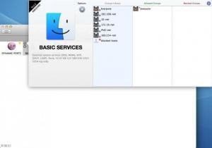 Enlarge Murus Lite Screenshot