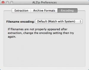 Alzip for mac download.