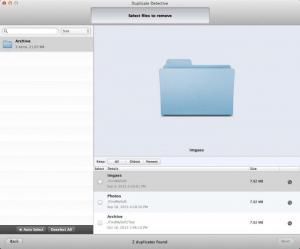 Enlarge Duplicate Detective Screenshot