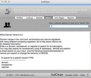 Enlarge IceClean Screenshot