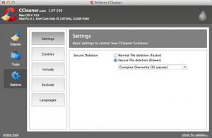 Enlarge CCleaner Screenshot