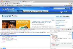 Enlarge Google Chrome Screenshot