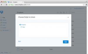 Enlarge Dropbox Screenshot