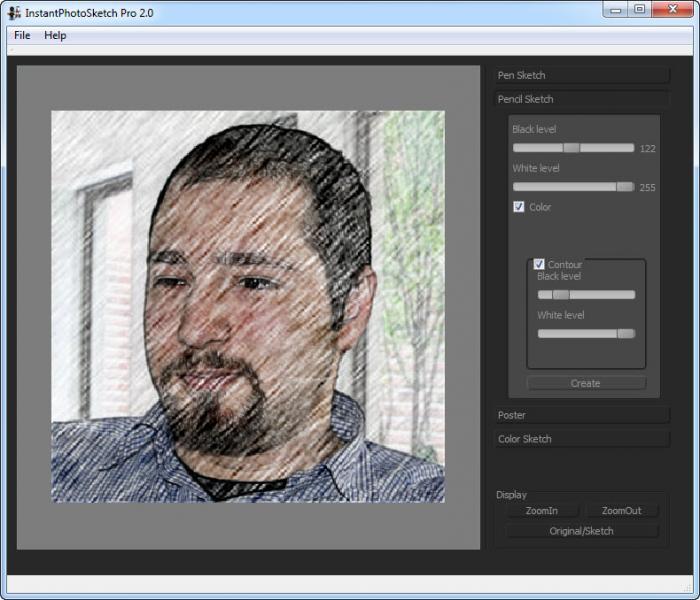 Photo to Sketch Pro Publisher s Description