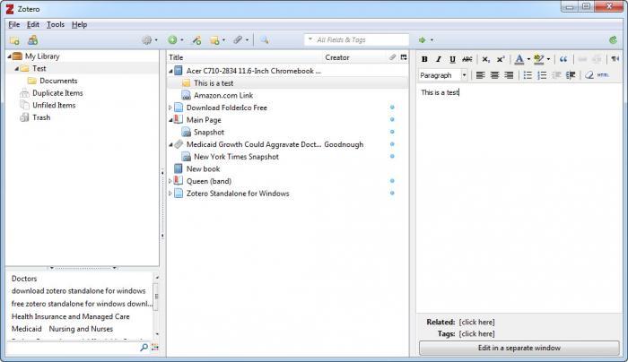 zotero latest version free download