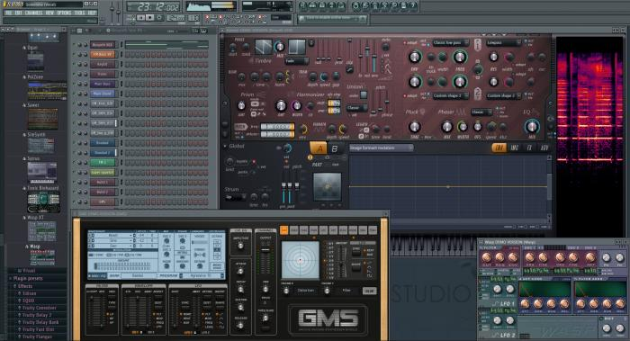 View FL Studio Screenshot