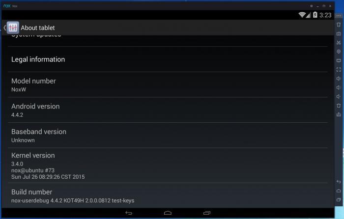 View Nox App Player screenshot