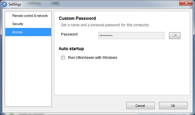 View UltraViewer screenshot