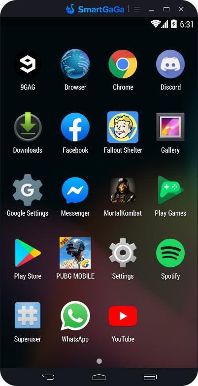 View SmartGaGa screenshot
