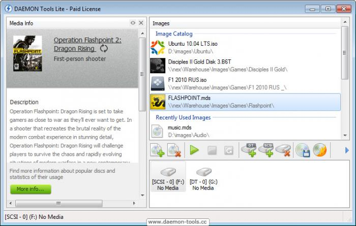 daemon tools lite old version no ads